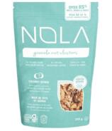 Nola Baking Co. Granola Nut Clusters Coconut Quinoa