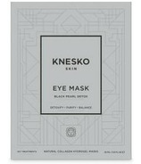 KNESKO Black Pearl Detox Eye Masks