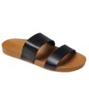 Reef Cushion Vista Sandal Black/Natural