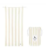 Dock & Bay XL Quick Dry Towel Cabana Bora Bora Beige