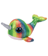 Ty Beanie Boo's Nori The Narwhal