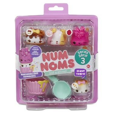 Num Noms Starter Pack Marshmallow Series 3