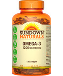 Sundown Naturals Omega-3