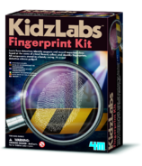 4M Kids Labs Fingerprint-Detective Science