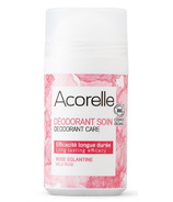 Acorelle Deodorant Roll-On Wild Rose