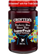 Crofter's Organic Blueberry Blast Superfruit Spread