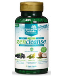 Nuvocare ZenCleanse With Activated Charcoal