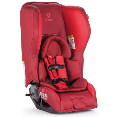 Diono Rainier 2AX Convertible Car Seat Red