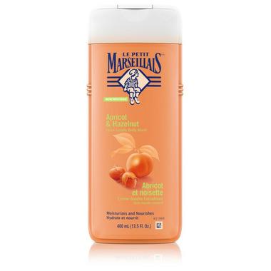Le Petit Marseillais Apricot & Hazelnut Body Wash