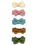 Baby Wisp Small Snap Chic Bows Beachfront