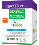 New Chapter Complete Organic Plant Protein+ Original Vanilla Box
