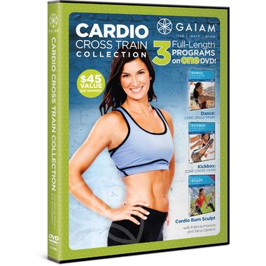 Gaiam Cardio Cross Train Collection