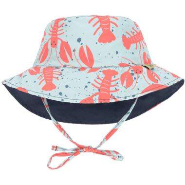 Lassig Reversible Sun Hat Lobster