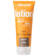 EO Everyone Lotion Tube Apricot & Vanilla