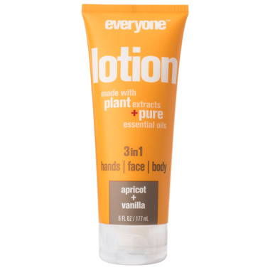 Everyone Lotion Tube Apricot & Vanilla