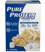 Pure Protein Marshmallow Treat Bars
