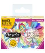 invisibobble SPRUNCHIE MultiPack Crayola