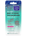 Clean & Clear Deep Action Cleansing & Exfoliating Peel Off Face Mask