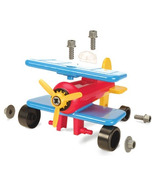 Battat Take Apart Airplane Construction Toy Vehicle