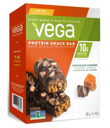 Vega Protein Snack Bar Pack Chocolate Caramel