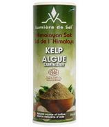 Lumiere de Sel Himalayan Salt Organic Kelp Salt Shaker