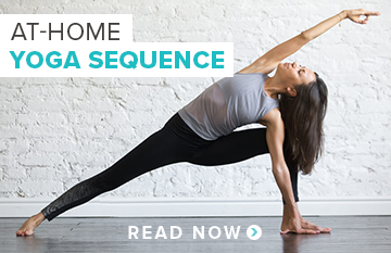 At-Home Yoga Sequence