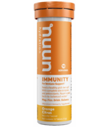 Nuun Hydration Immunity Orange Citrus