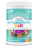 Genuine Health Fermented Organic Gut Superfoods+ for Kids Grape