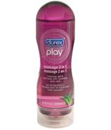 Durex Play Massage 2-in-1 Gel de massage et Lubrifiant
