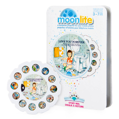 Moonlite Story Reel Love You Forever