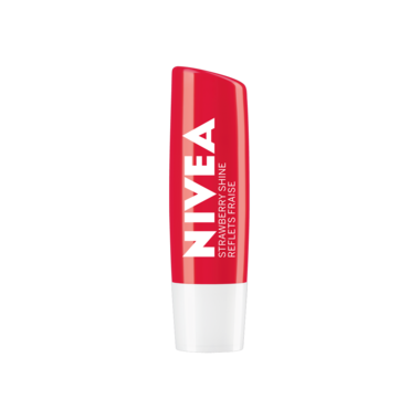 Nivea Fruity Shine Lip Care Stawberry
