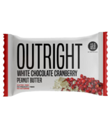 MTS Nutrition Outright Bar White Chocolate Cranberry Peanut Butter