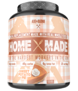 Axe & Sledge Home Made Sweet Potato Pie Meal Replacement