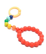 Chewbeads Gramercy Stroller Toy Rainbows