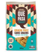 Que Pasa Grain Free Sea Salt Tortilla Chips