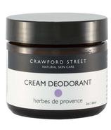 Crawford Street Herbes de Provence Deodorant Cream