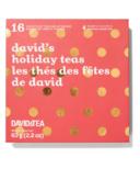 DAVIDsTEA Holiday Favourites Mini Sachet Tea Chest
