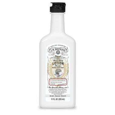 J.R. Watkins Hand & Body Lotion