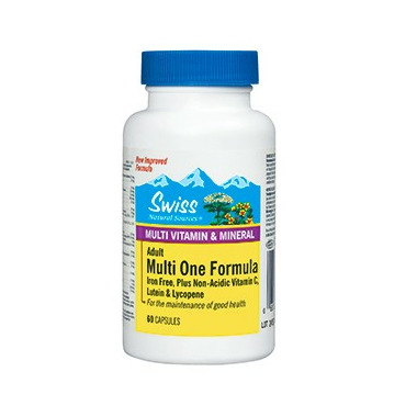 Swiss Natural Sources Adult Multi One Formula