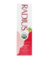 Radius USDA Organic Dragon Fruit Kids Gel Toothpaste