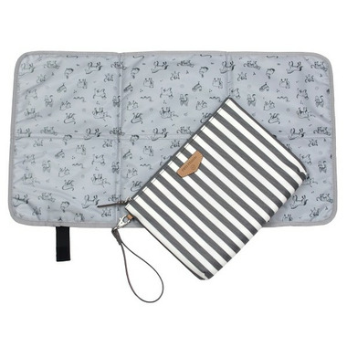 TWELVElittle Easy Diaper Pouch Stripe Print