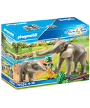 Playmobil Family Fun Elephant Habitat