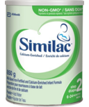 Similac Step 2 Iron-Fortified Calcium Enriched Infant Formula Powder