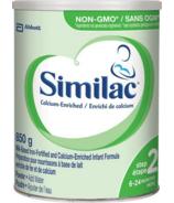 Préparation en poudre pour nourrissons Similac <em>Enrichie en fer et en calcium</em> étape 2