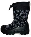 kuoma Snowlock Black Spaceship Winter Boot