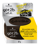 Schwarzkopf Got2B inPlay Sculpt Paste