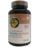 Newco Garcinia Cambogia & Green Coffee Bean