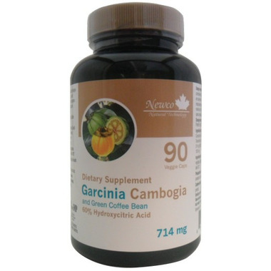 Newco Garcinia Cambogia & Green Coffee Bean
