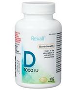 Rexall Vitamin D