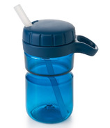 OXO Tot Twist Top Water Bottle Navy